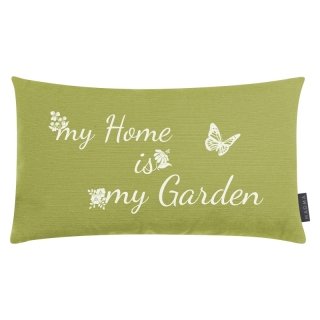 Kissen Garden My Home is my Garden 30 x 50 cm